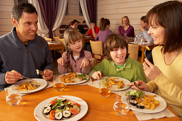Kid Friendly Restaurants In The Quad Cities