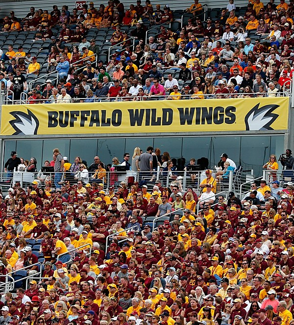 Buffalo Wild Wings offers wings, beer & sports with locations throughout the US. With 16 sauces, 30 beers on tap, and more flat screens than you can count, B 3/5().