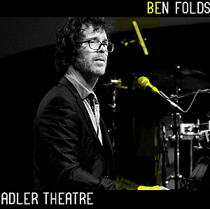 Ben Folds will perform at the Adler